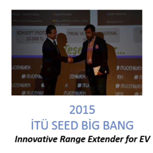 RePG 2015 İTÜ Seed Big Bang