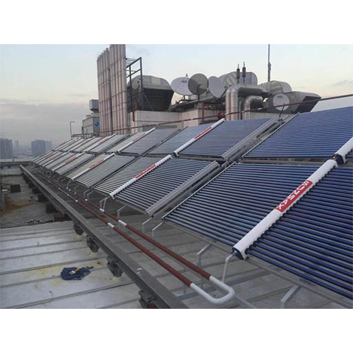 RePG Solar Panel Sun Thermal Connection