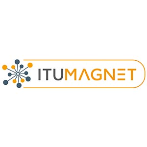 itü magnet logo